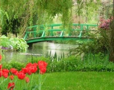 Monet Garden at Giverny